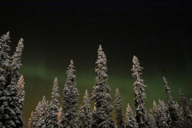 Polarlichter: Aurora Borealis in Finnland